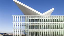 INES - Instituto Nacional Francês de Energia Solar / Atelier Michel Rémon + Agence Frédéric Nicolas