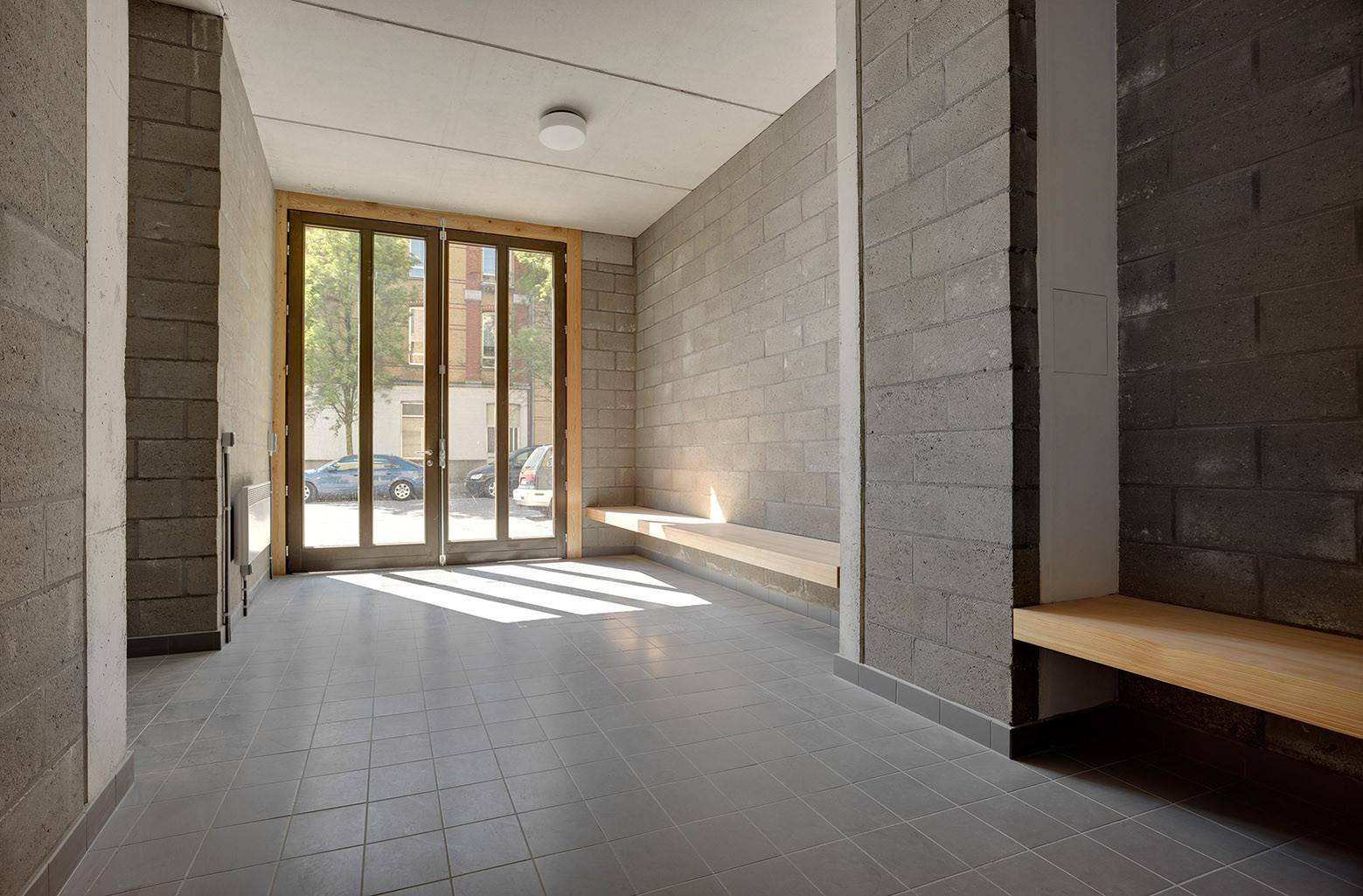Vivienda colectiva AGVC / De Gouden Liniaal Architecten