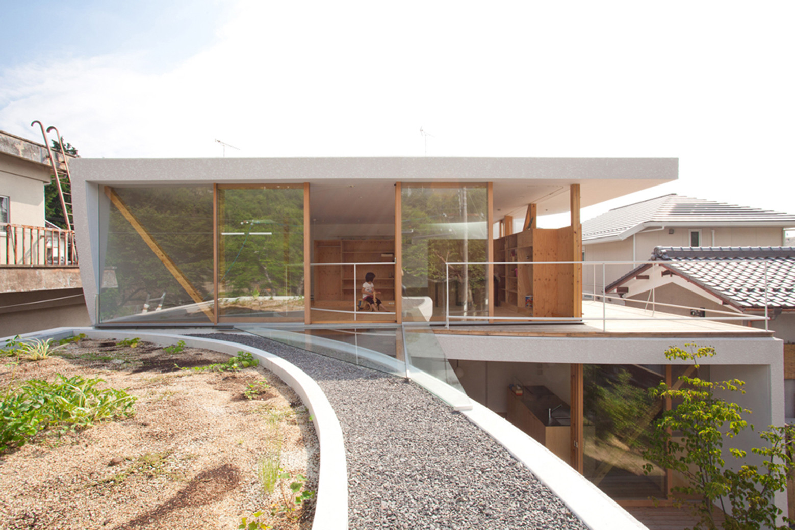 Park and House / tonoma, Courtesy of tonoma