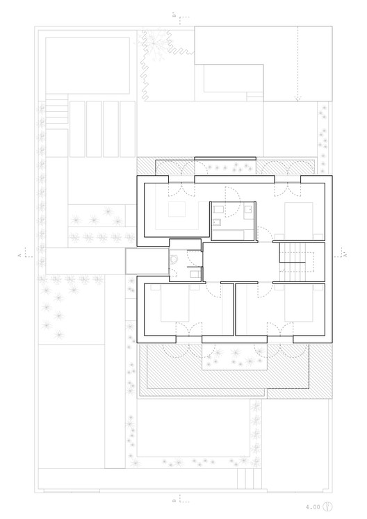 Unique Floor Plan