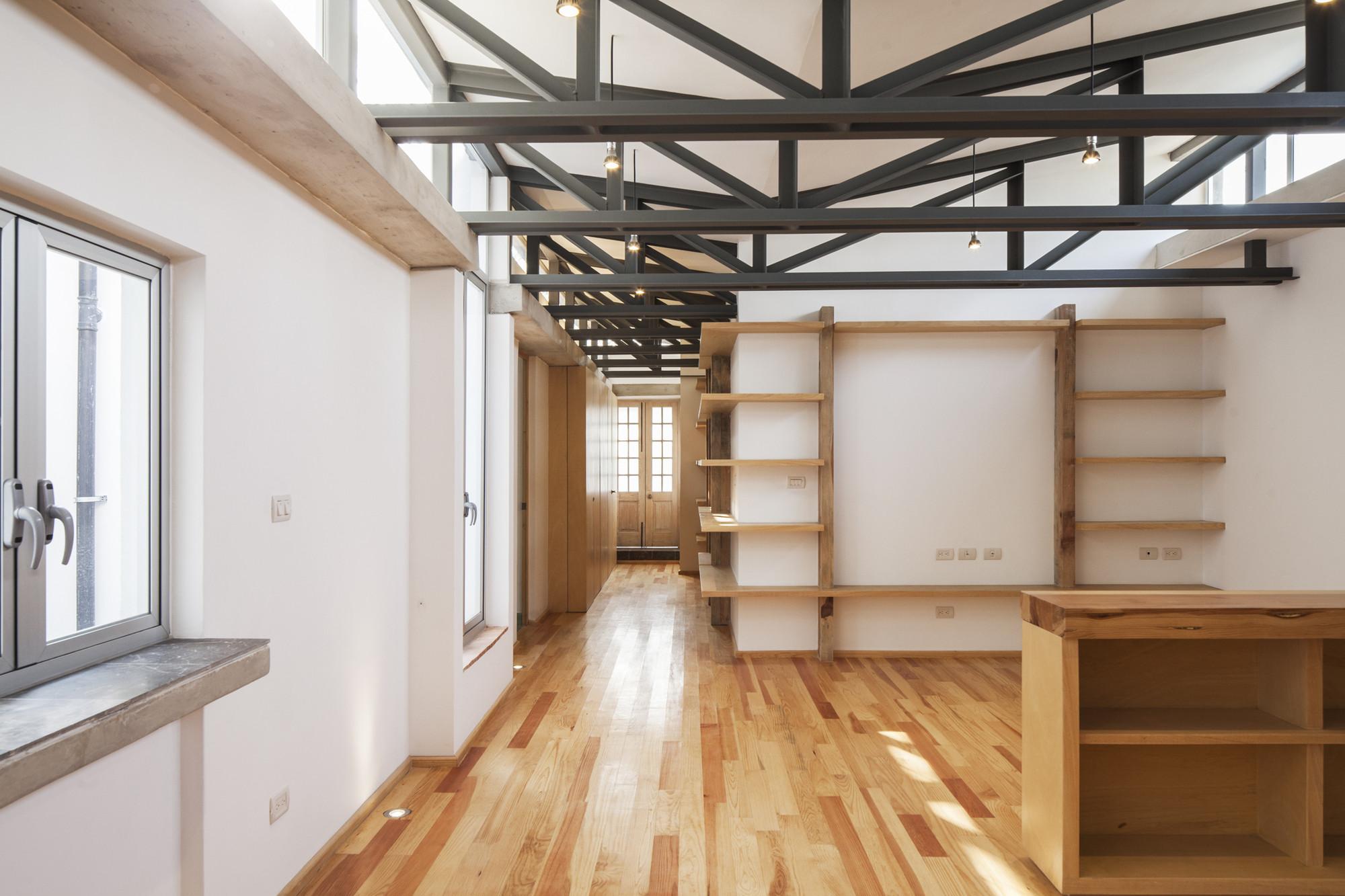 Apartamentos Flora 22 / Despacho22, © Livia Radwanski