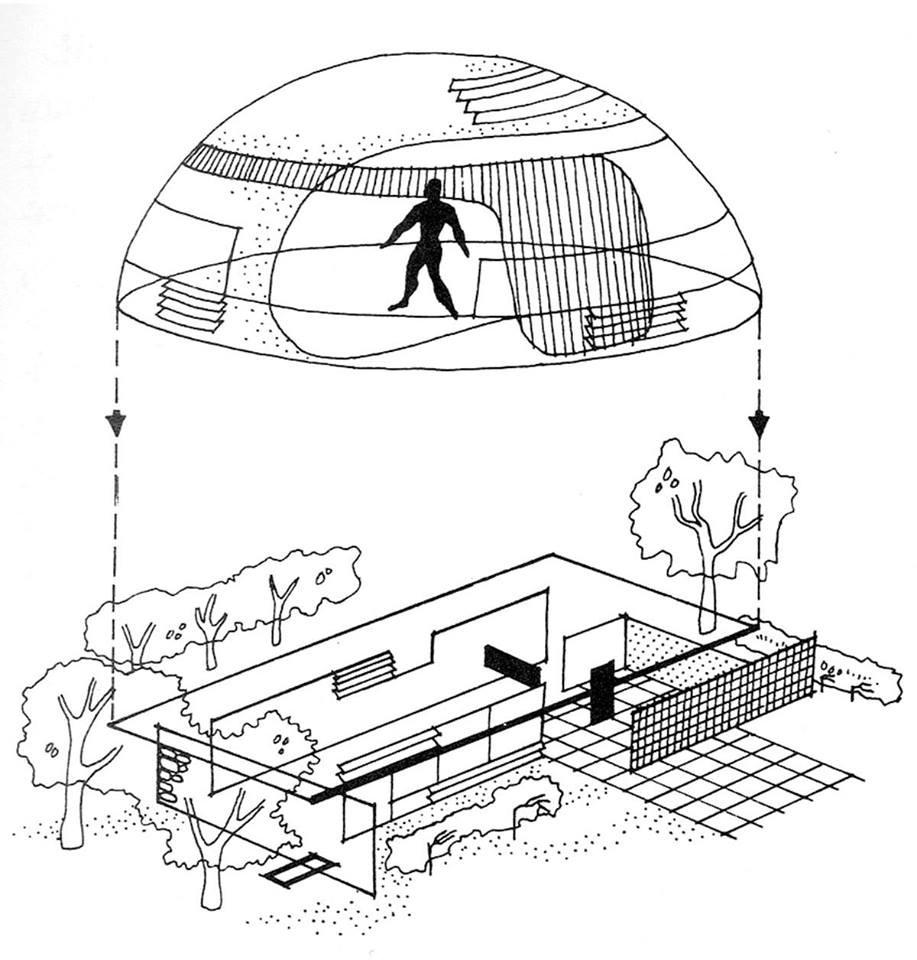 """Palestra """"A natureza da imagem: Arquitetura, Clima, e Meios de Comunicação nos anos 50"""" no Studio-X Rio, Cortesia de Studio-X Rio"""