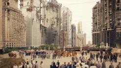 "Cine y Arquitectura: ""Divergente"""