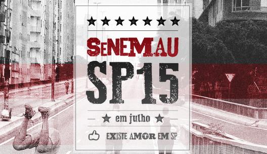 SeNEMAU SP15 - XIX Seminário Nacional dos Escritórios Modelos de Arquitetura