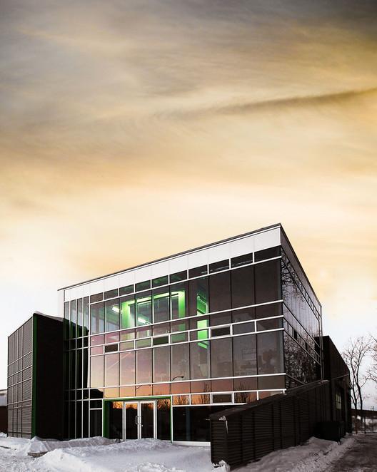 KANVA Wins RAIC 2015 Emerging Architectural Practice Award, © KANVA
