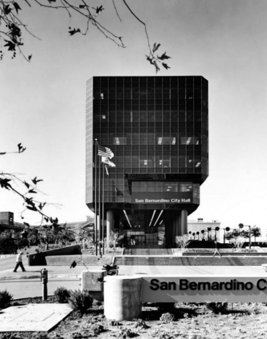 San Bernardino City Hall. Imagem: Domínio Público