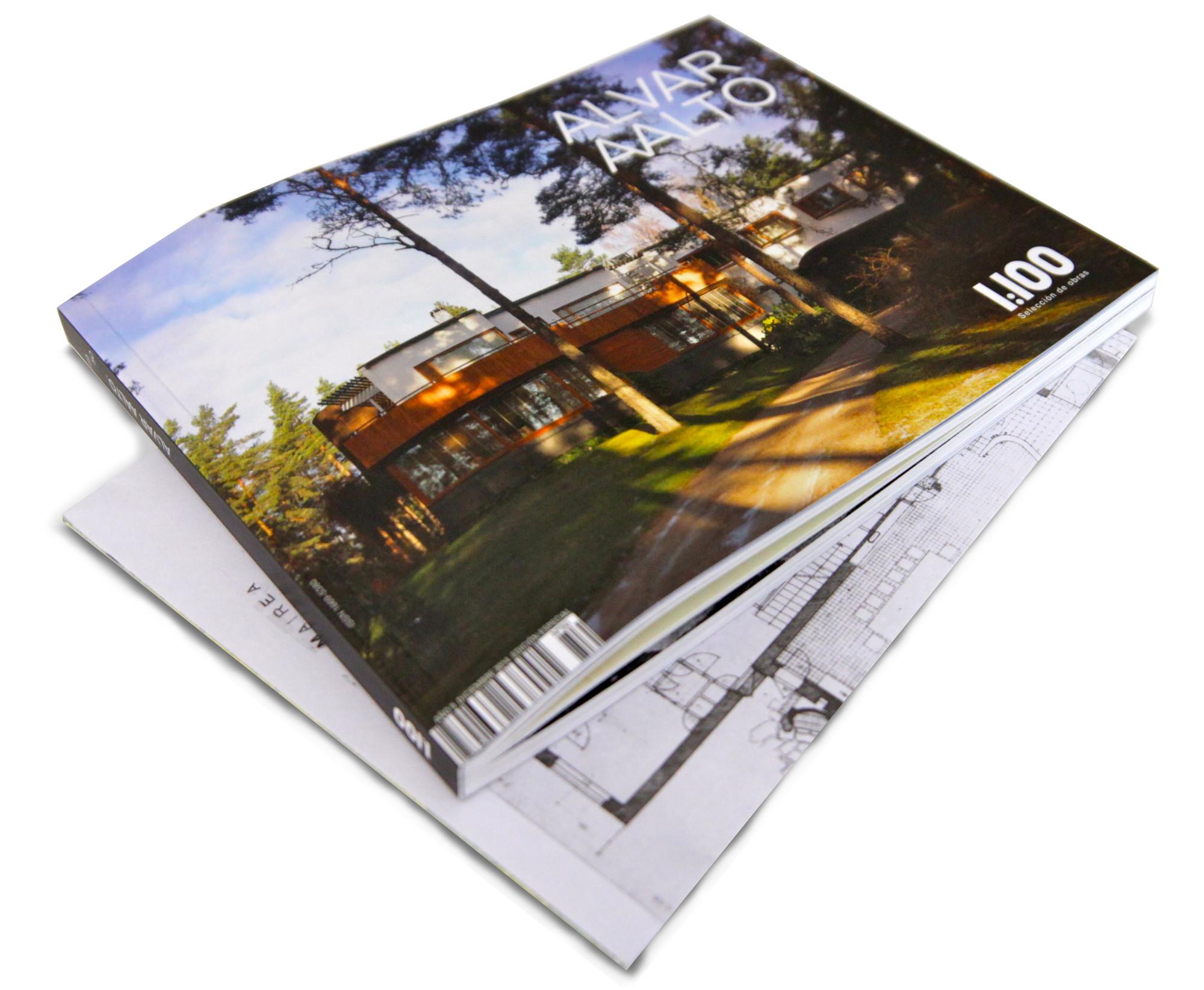 Alvar Aalto / Ediciones 1:100