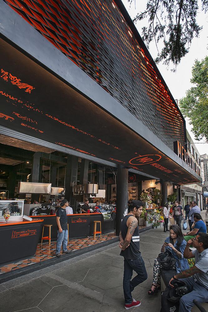 Gallery Of Mercado Roma Rojkind Arquitectos 13