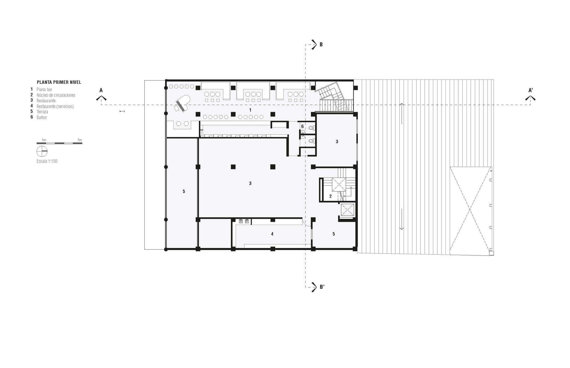 Gallery Of Mercado Roma Rojkind Arquitectos 15