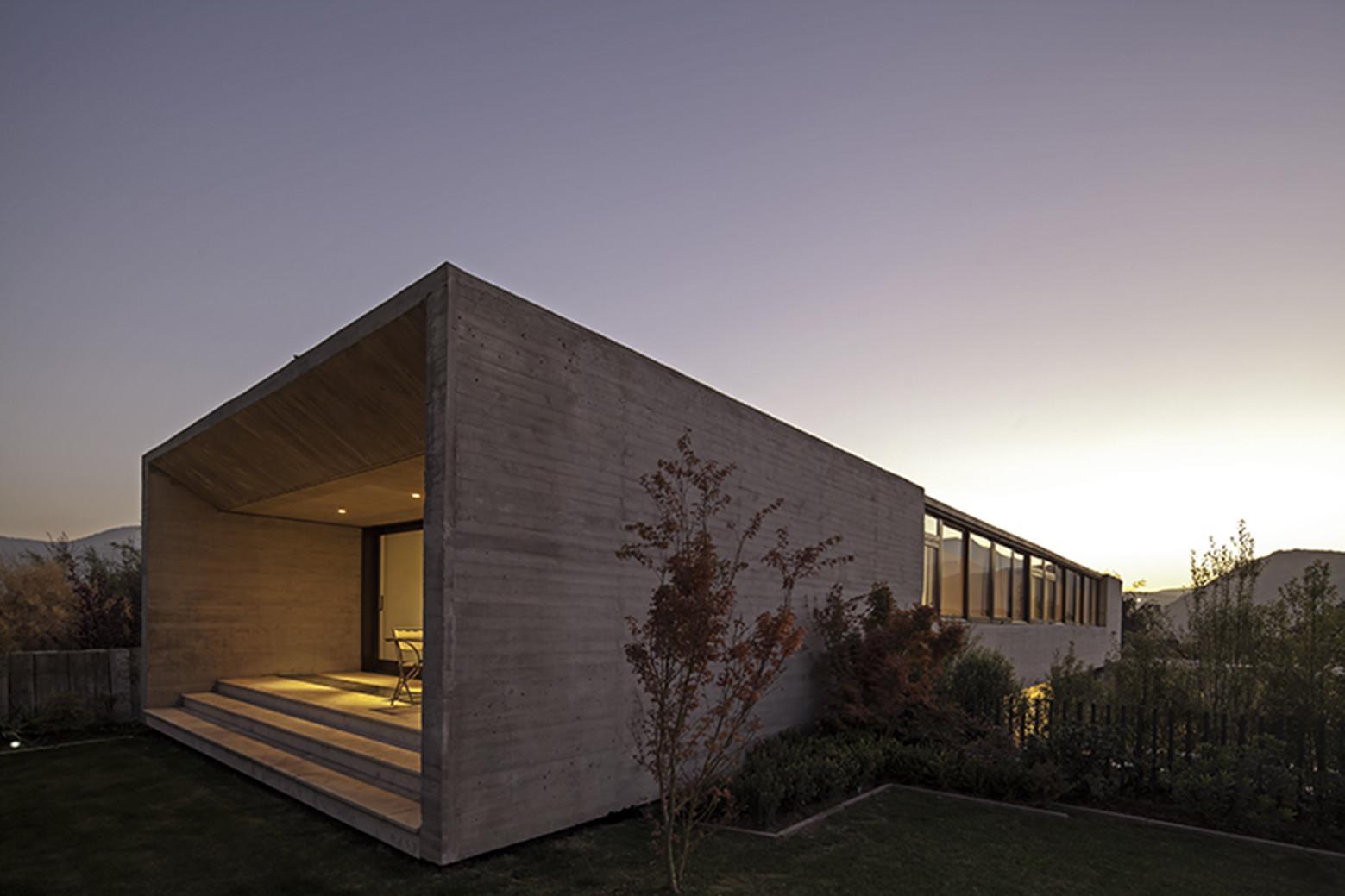 SH House / 01ARQ, © Aryeh Kornfeld