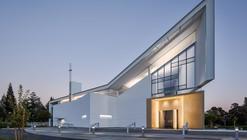 Capela da Escola Jesuíta / Hodgetts + Fung