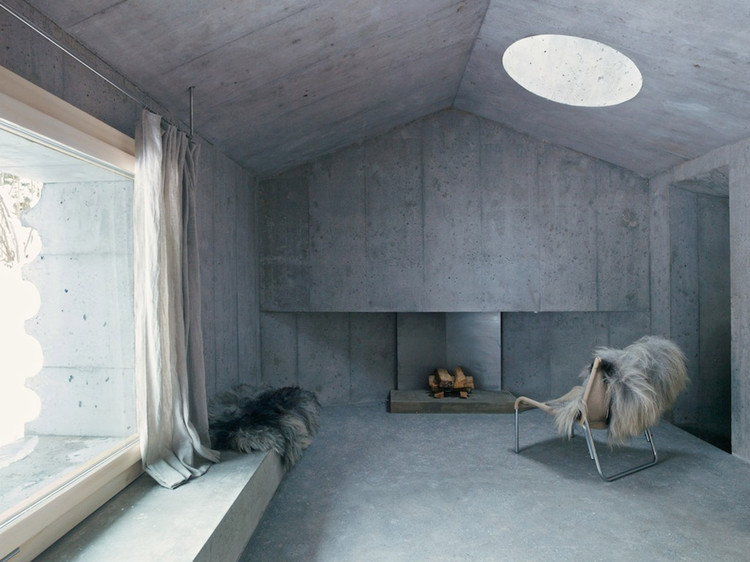 Refúgio Lieptgas / Georg Nickisch + Selina Walder, © Gaudenz Danuser