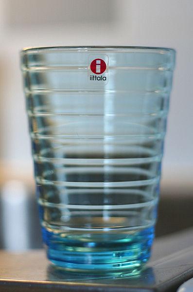 Aino Aalto Glass. Imagem: Domínio Público. Autor Desconhecido.
