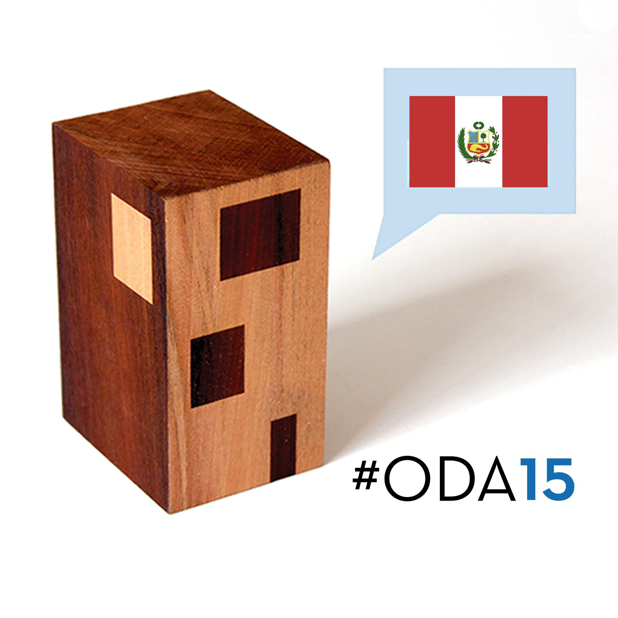 Conoce las 33 obras peruanas que están participando en #ODA15