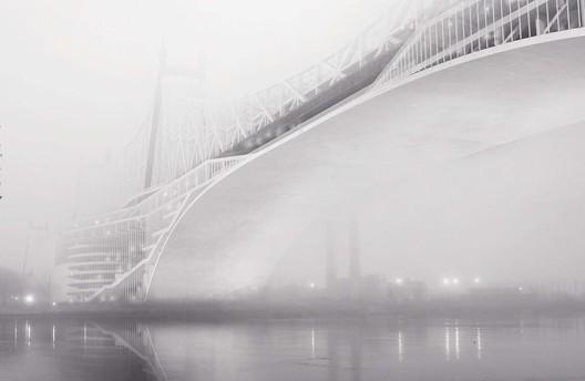 Menção Especial: 'Re-configurable Infrastructure' / Sunggi Park. Cortesia de d3