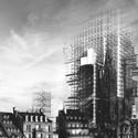 Grande Prêmio: 'Radical Conservation: A Hyper-Cathedral in Strasbourg' / Simon Oudiette. Cortesia de d3