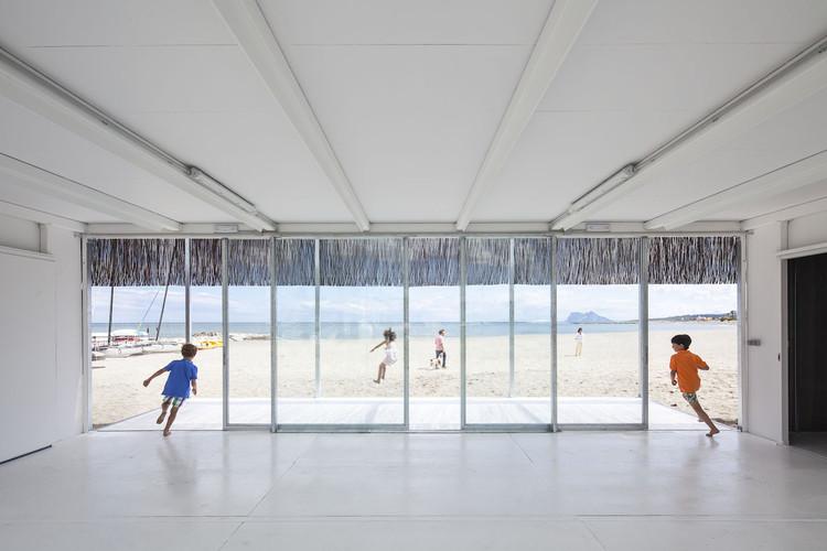 Architectural Photographers: Montse Zamorano, Sotogrande's Sailing School, Cádiz, Spain. Héctor F. Elorza+Carlos G. Fernández. . Image © Montse Zamorano