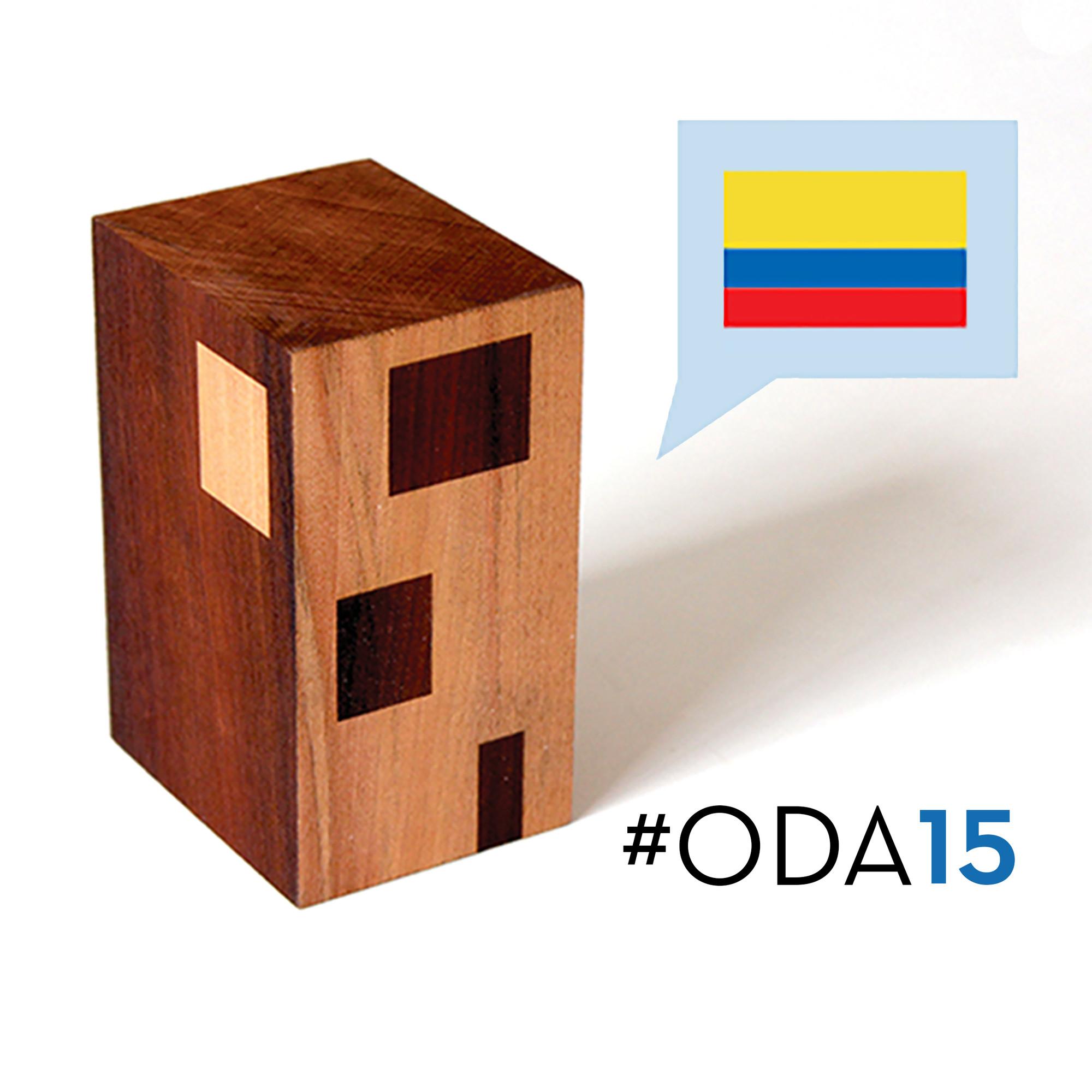 Conoce las 21 obras colombianas que están participando en #ODA15