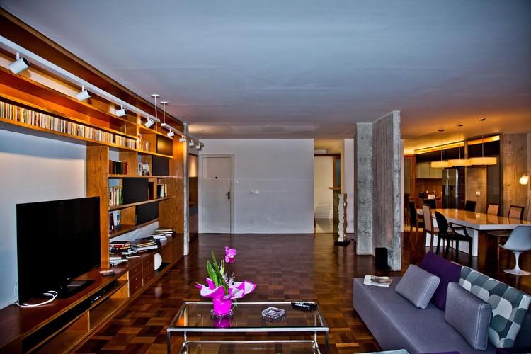 Apartamento Santa Amália / Apiacás Arquitetos, Cortesia de Apiacás Arquitetos
