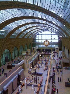 Musée d'Orsay © Vbritto vía Wikipedia