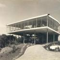Casa de Vidro. © wordpress casasbrasileiras