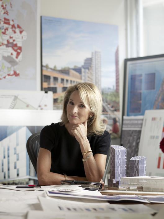 Amanda Burden. Imagem por Bloomberg Associates - Licensed under CC BY 2.0 via Wikimedia Commons