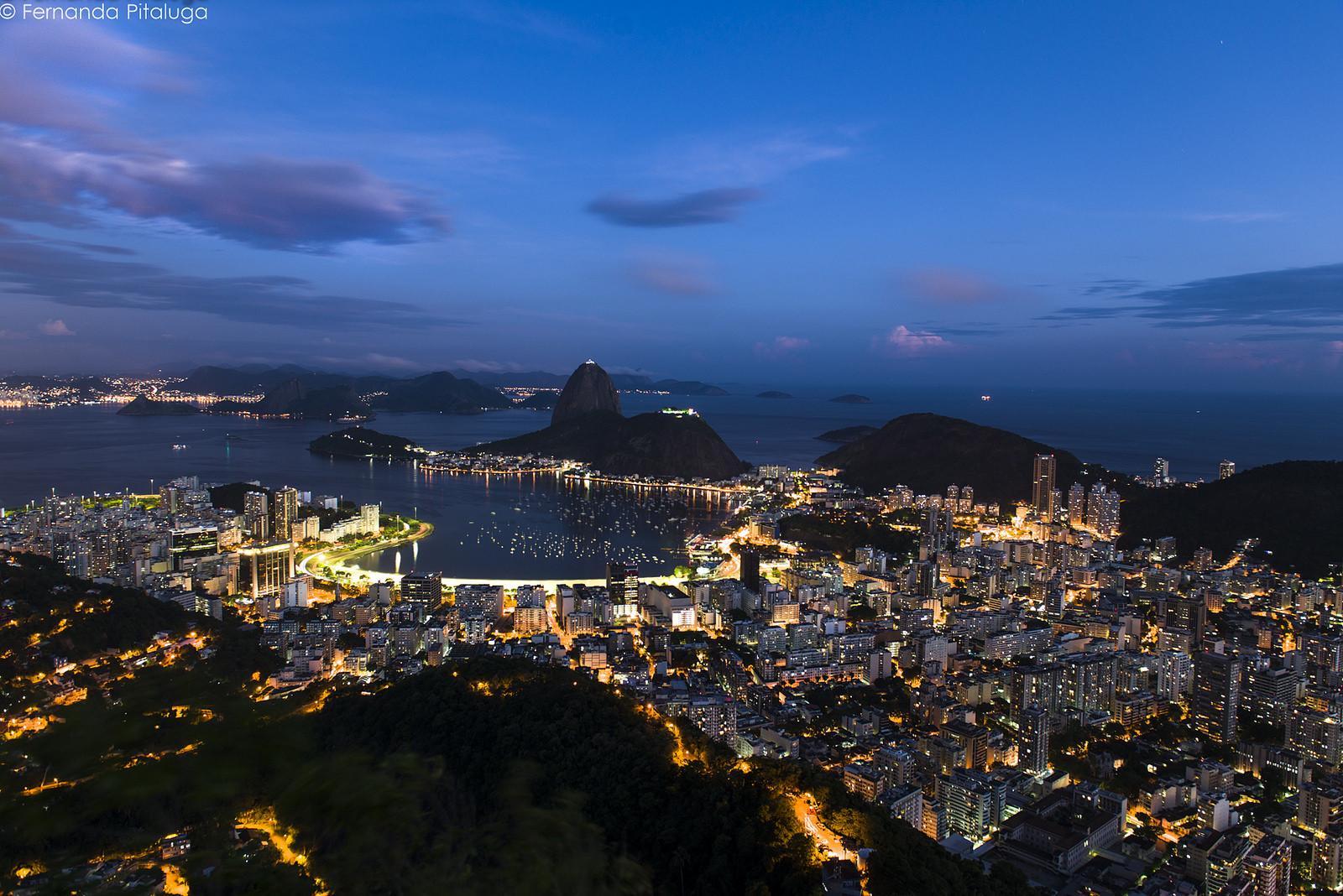 Rio de Janeiro é a cidade brasileira com o maior crescimento entre metrópoles mundiais, Cortesia de Fernanda Pitaluga, via Flickr, CC