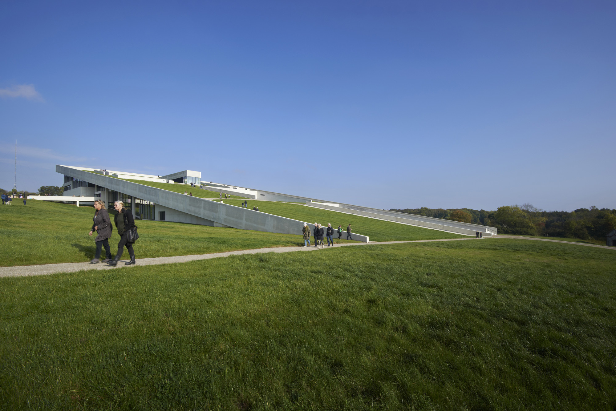 2015 Civic Trust Award Winners Announced, 2015 Civic Trust Award Winner: Moesgaard Museum / Henning Larsen Architects