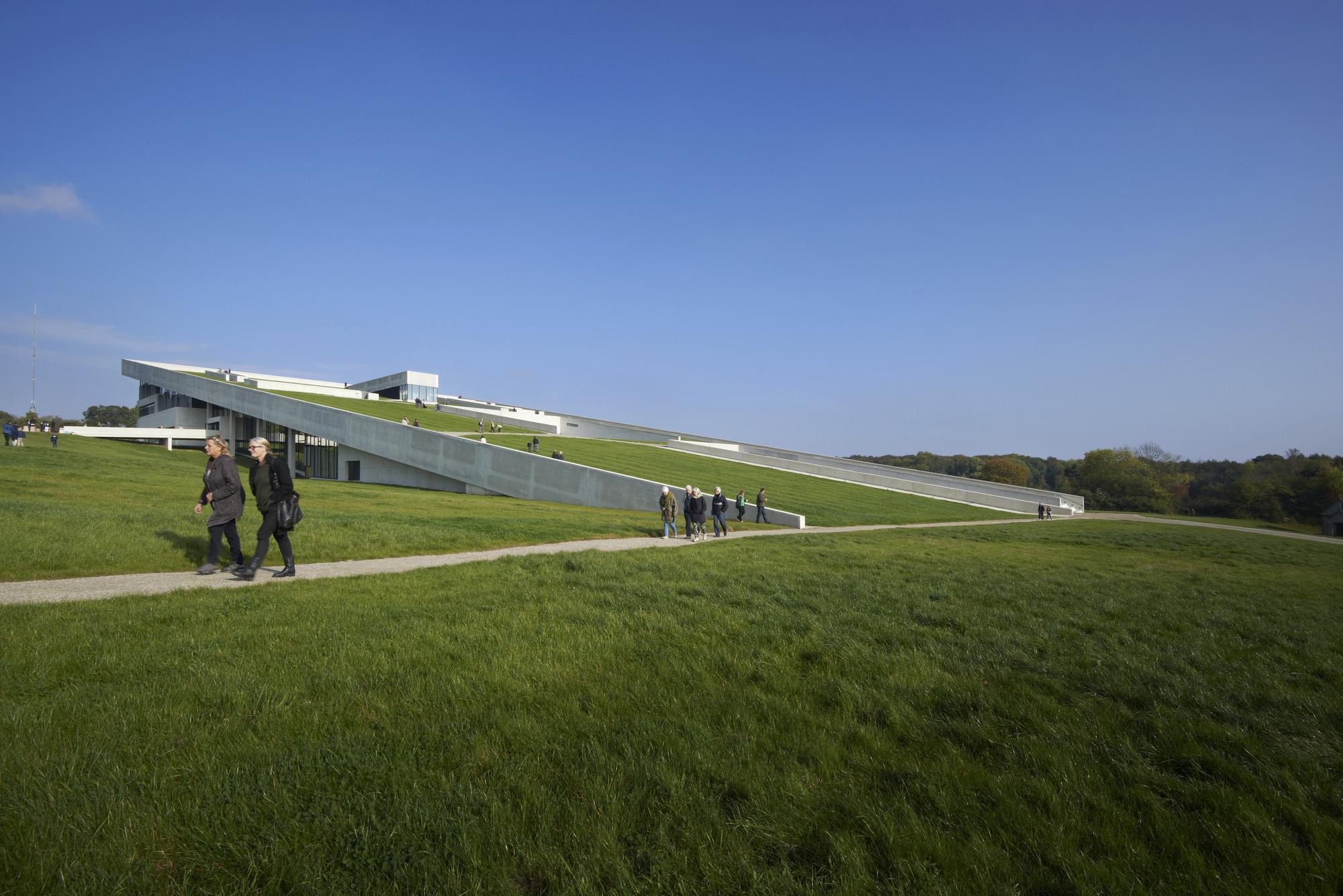 Anunciados os vencedores do Prêmio Civic Trust 2015, Vencedor do Prêmio Civic Trust 2015: Moesgaard Museum / Henning Larsen Architects