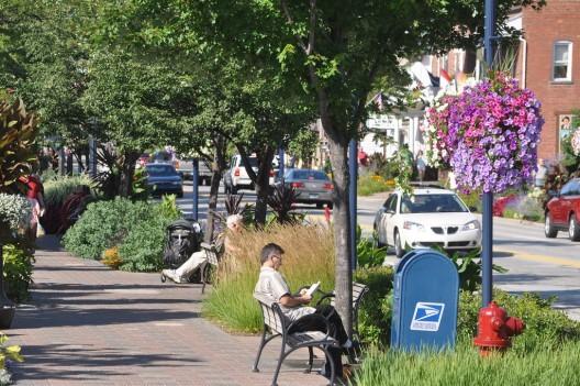 A ecologia como oportunidade para que as comunidades atuem sobre seu entorno, © Michigan Municipal League (MML), vía Flickr.