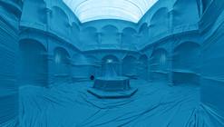 Intervención Urbana: estructuras inflables que se apropian de la arquitectura por Penique productions