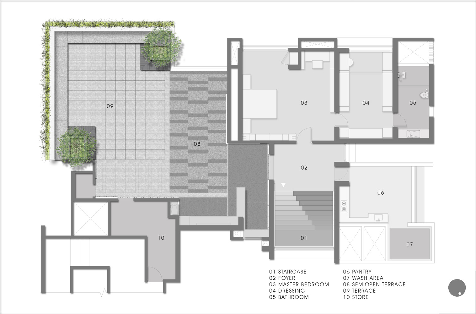 1102 12th Floor Plan Furniture Layout