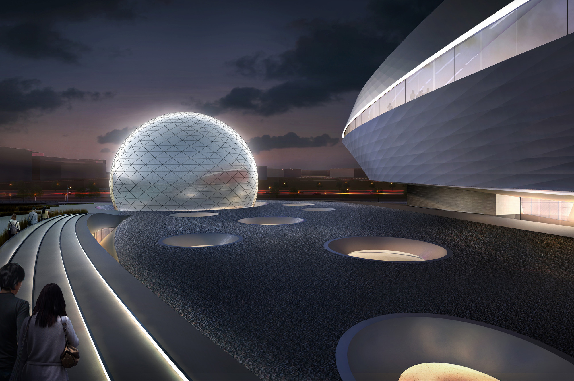 Ennead Tapped to Design Shanghai Planetarium