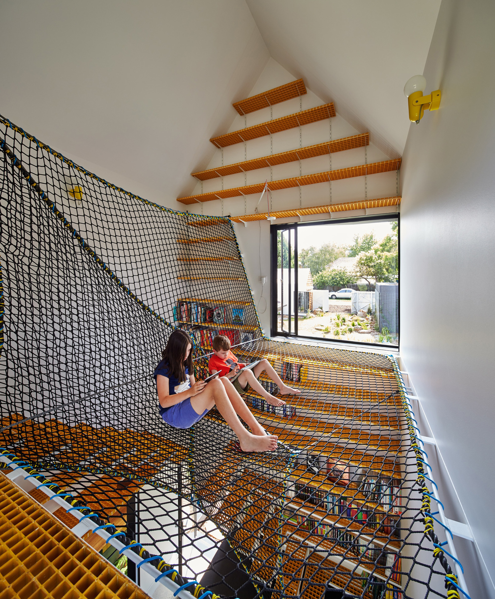 Pin By Interior Designer In A Box On Kids Teenager: Gallery Of Tower House / Austin Maynard Architects