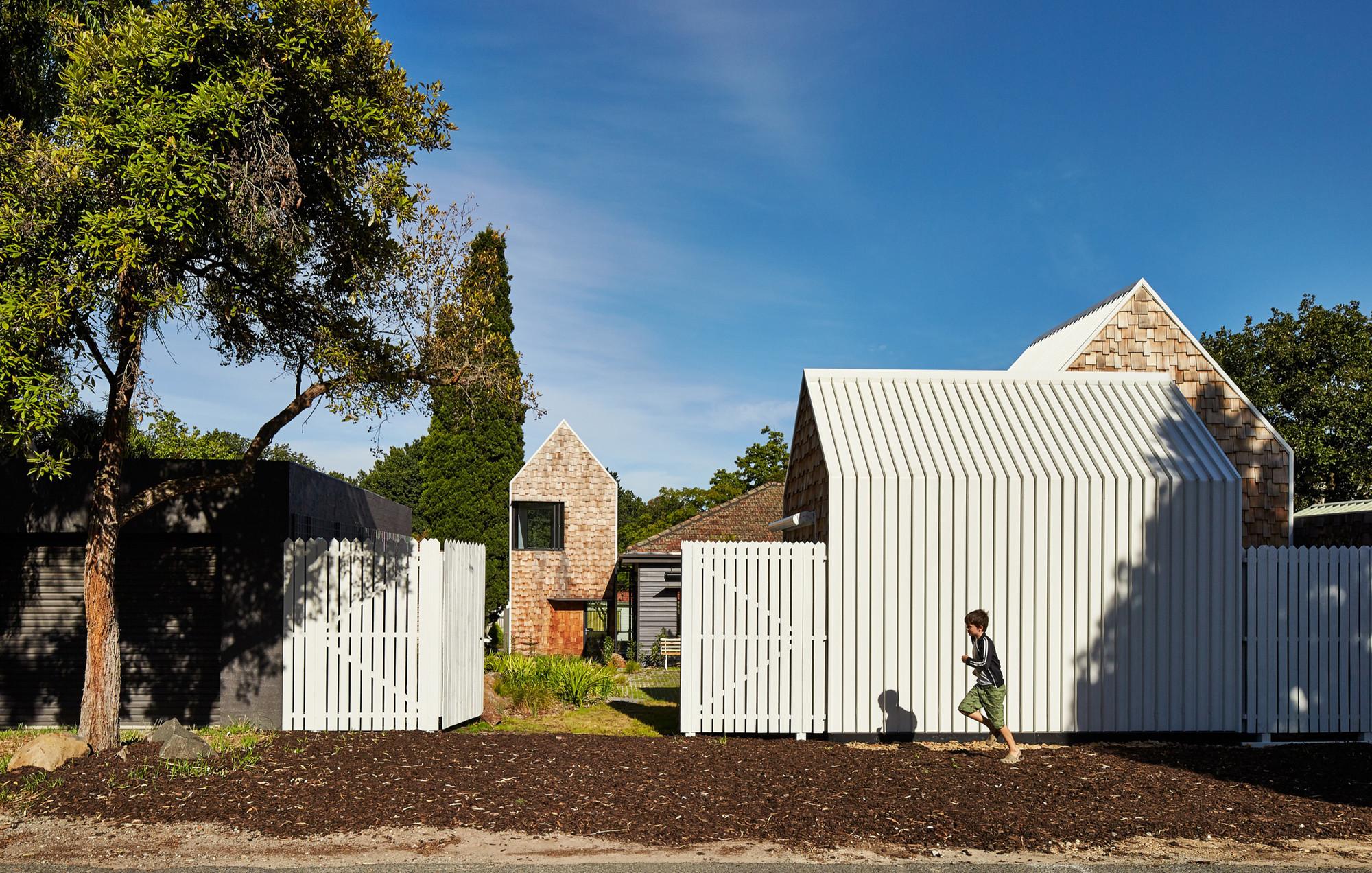 Tower House / Austin Maynard Architects   ArchDaily