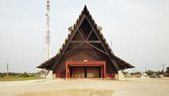 The Assinie-Mafia Church / Koffi & Diabaté Architectes