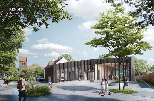 Courtesy of NORD Architects Copenhagen