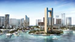 SOM's Expansive Four Seasons Hotel Opens in Bahrain Bay