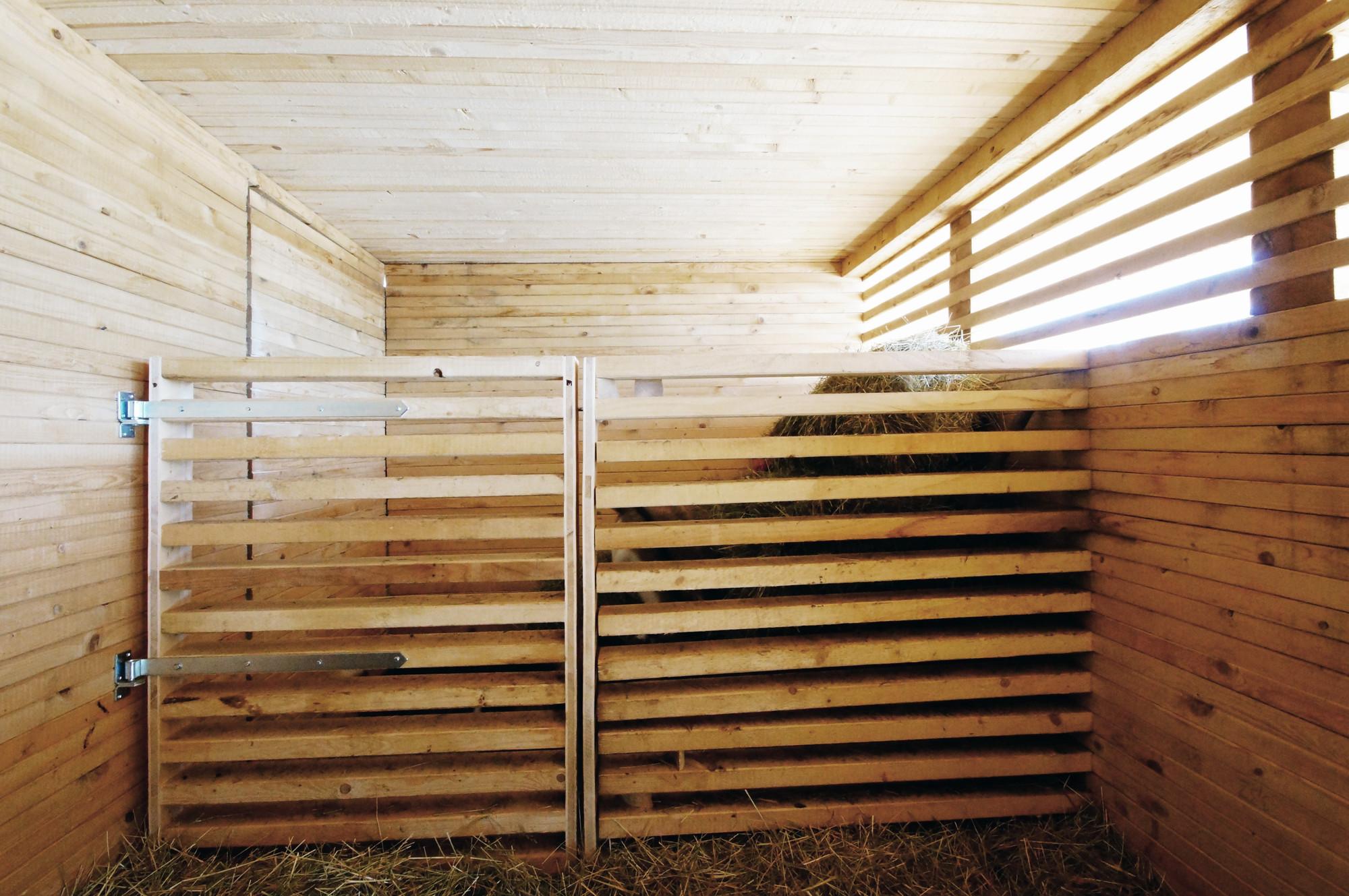 goat barn in bavaria    k u00dchnlein architektur
