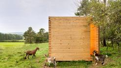 Celeiro de Cabras na Bavária / KÜHNLEIN Architektur