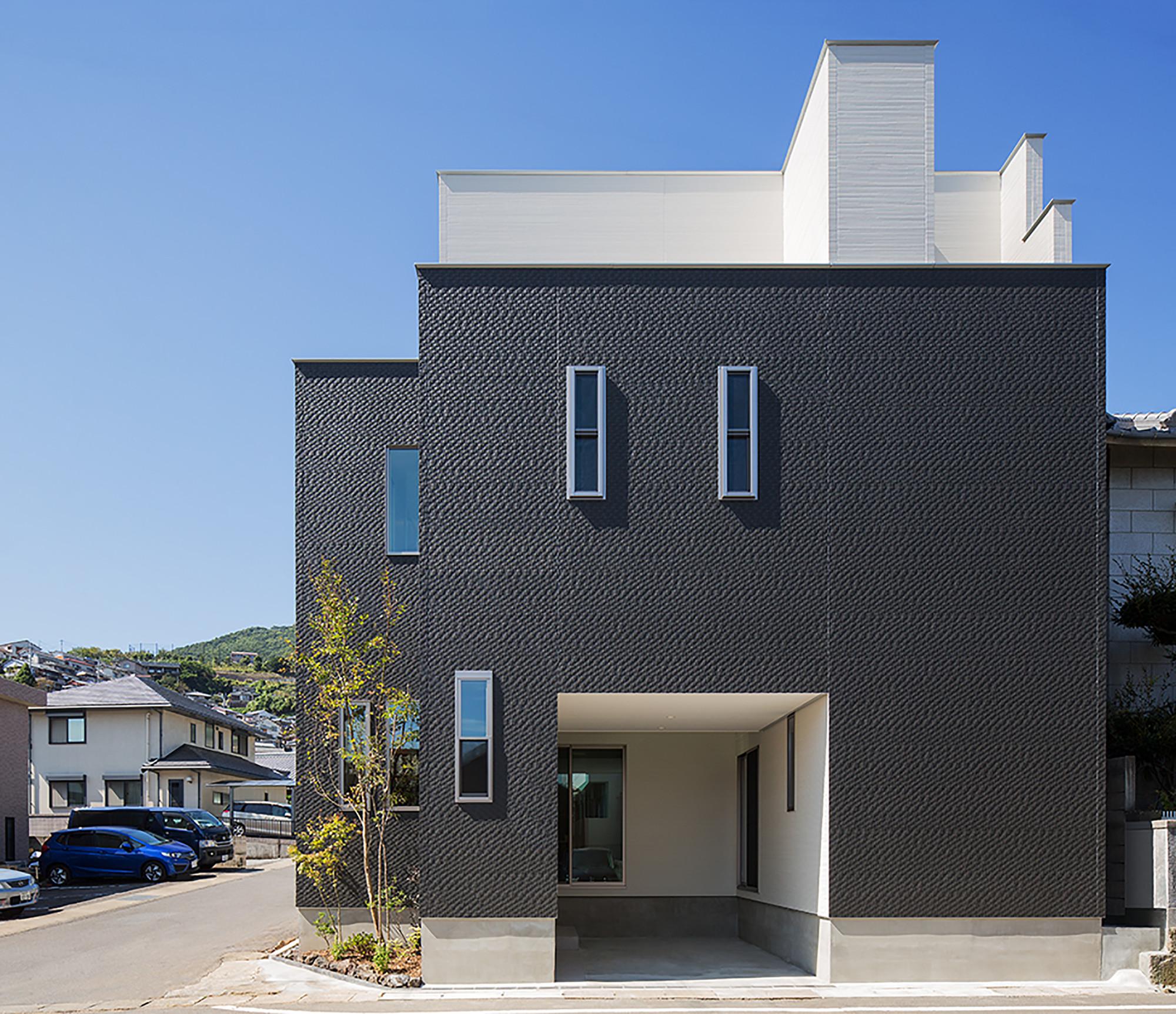 I2-house / Masahiko Sato, © Ishii Norihisa