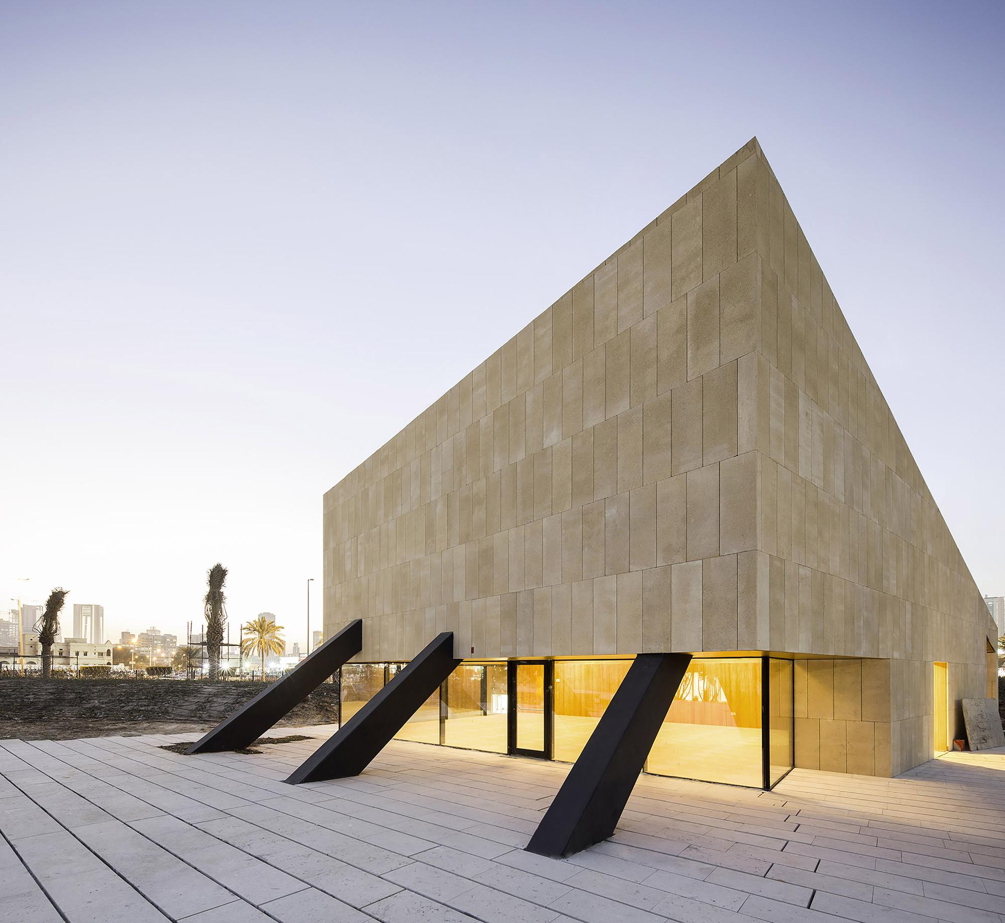 Al Shaheed Park / Ricardo Camacho | ArchDaily