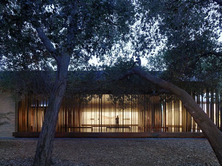 Centro Contemplativo Windhover / Aidlin Darling Design, © Matthew Millman Photography