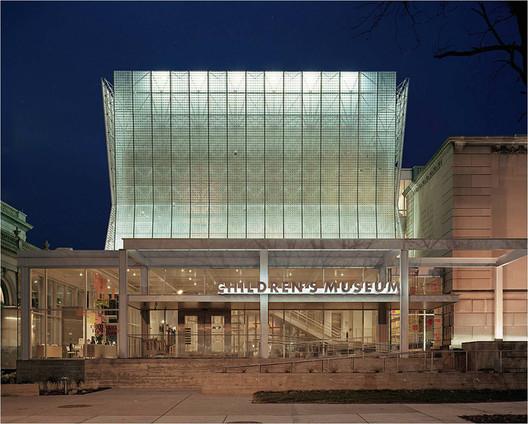 Museu da Criança, Pittsburgh, EUA. © Eric Studenmaier