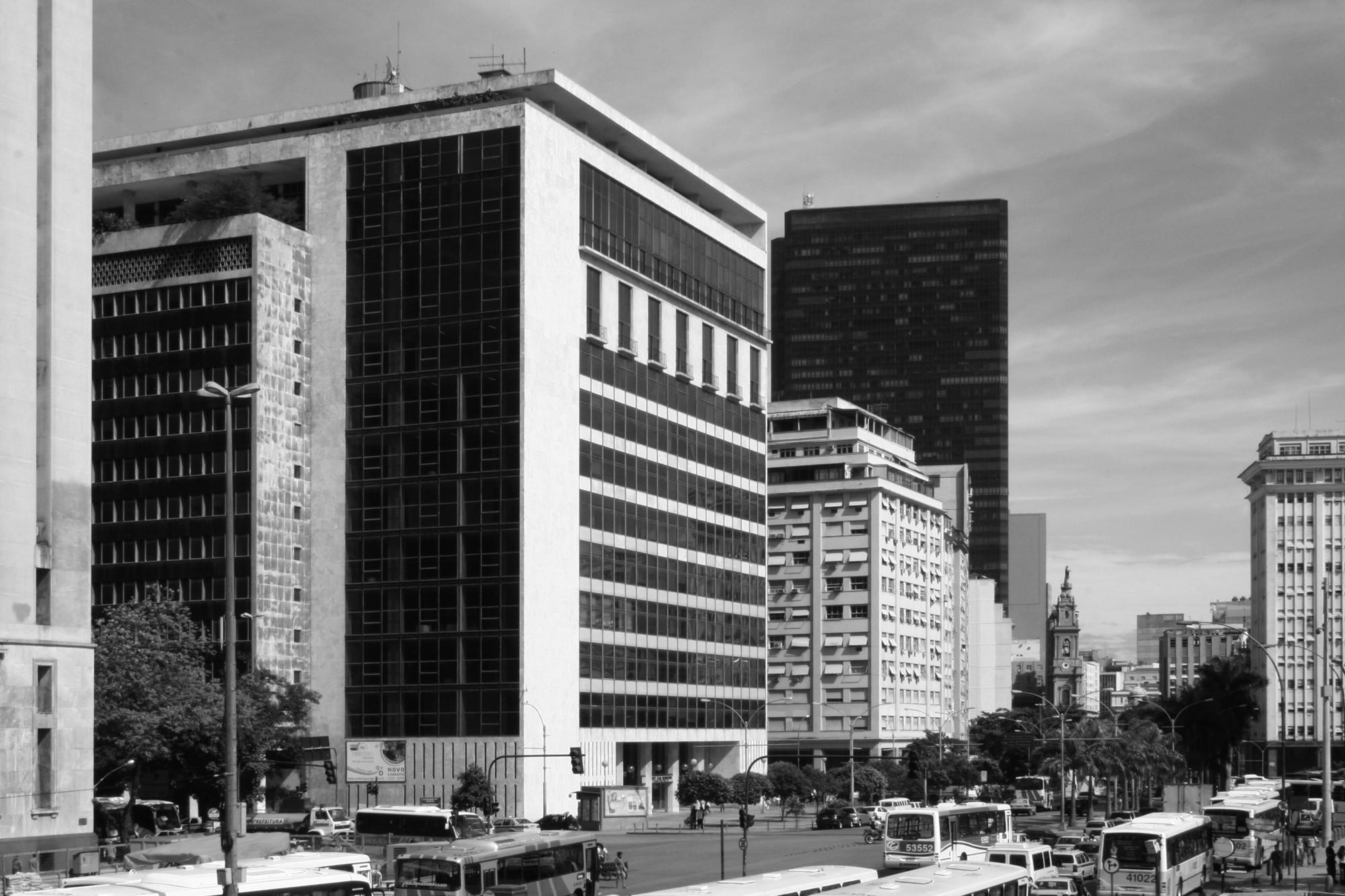 Clássicos da Arquitetura: Sede Social do Jockey Club Brasileiro / Lucio Costa, © Eduardo Costa