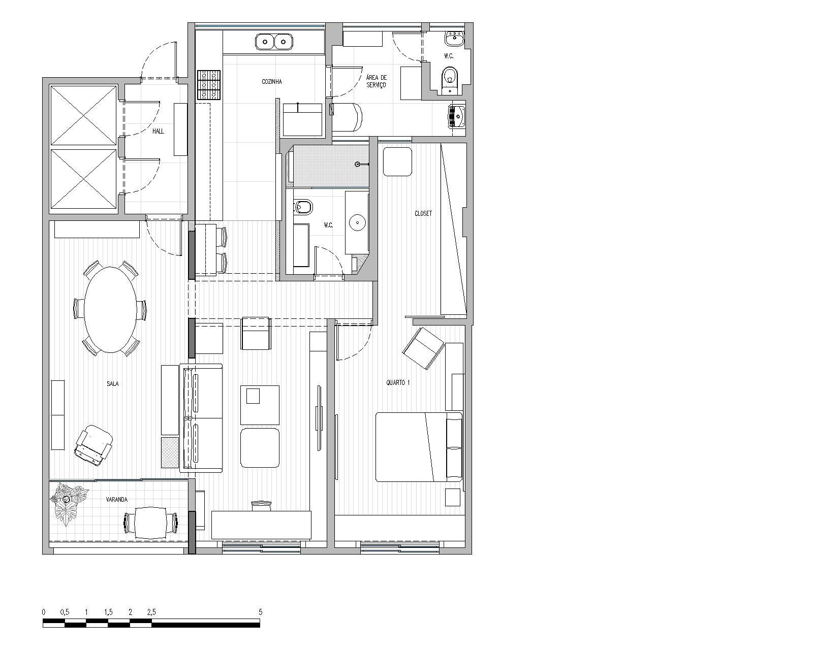 Galeria De Apartamento Augusta Ec Dt Est Dio 22