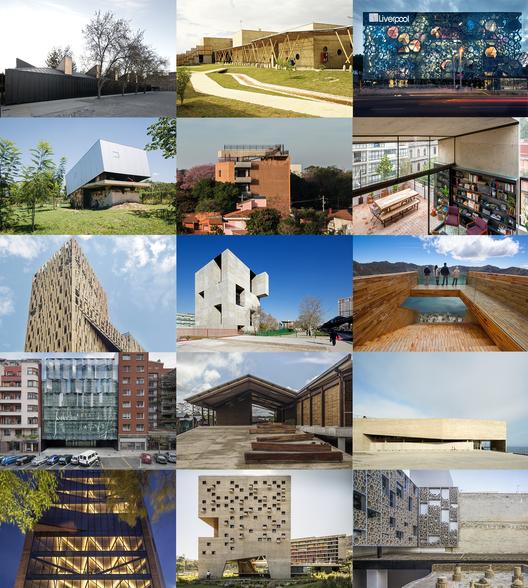"""#ODA15: Conoce las 15 obras finalistas para el premio a la mejor arquitectura """"en español"""""""