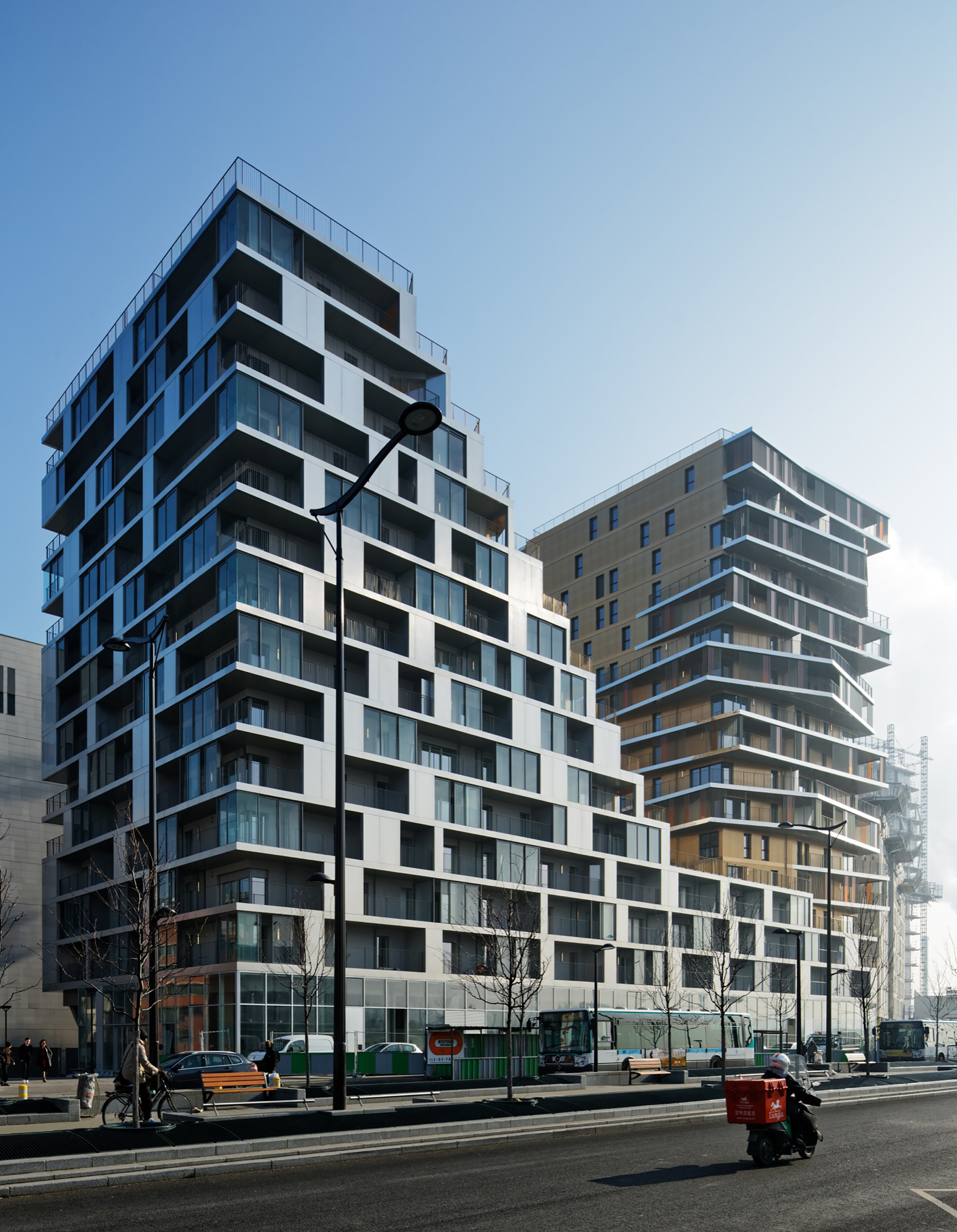 Gallery Of Housing In Paris Comte Vollenweider