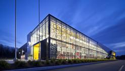 Centro de exposiciones de Sherbrooke / CCM2 Architectes