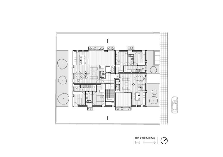 Block 0704 simpraxis archdaily for 100 floor level 58